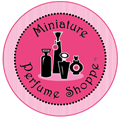 miniature perfume shoppe
